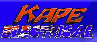 Kape Electrical Logo