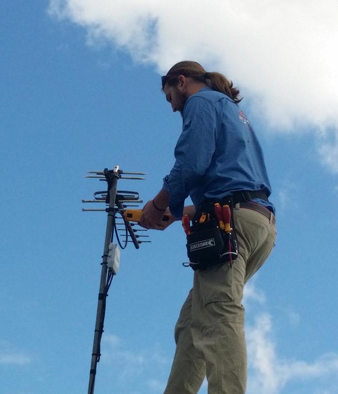Kape Electrical Sunshine Coast Electrician Buderim Electrician Nambour Electrician Kiels Mountain Electrician Solar Data TV Antenna AirCon Best Solar Installation Sunshine Coast Antenna